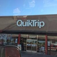 Photo taken at QuikTrip by Kara W. on 6/12/2012