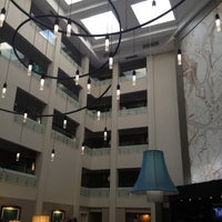 Photo taken at Crowne Plaza Charleston Airport by Marisol F. on 4/24/2012