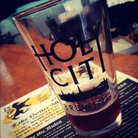 Photo taken at Holy City Brewing by Brian C. on 5/12/2012
