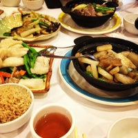 Photo taken at Qin Dynasty Seafood Restuarant by Jessica C. on 7/19/2012