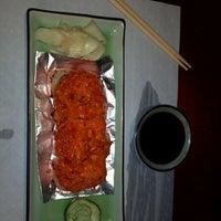 Photo taken at Miyabi Japanese Steak House by Anacaonia Z. on 8/10/2012