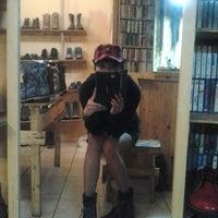 Photo taken at Wayout 'Rock n Roll Wear' Gallery by Klaudia I. on 2/23/2012