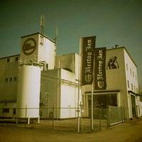 Photo taken at Hertog Jan brouwerij by Edwin G. on 4/6/2012