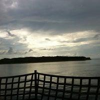 Photo taken at Hatteras-Ocracoke Ferry: Ocracoke Terminal by Cassie J. on 7/30/2012