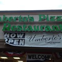 Photo taken at Umberto's Pizzeria & Restaurant by Jeffrey J. on 8/5/2012
