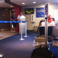 Photo taken at Gate D77 by Beau B. on 5/27/2012