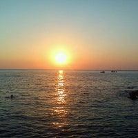 Photo taken at Scivolo di Cornino by amalia f. on 8/18/2012
