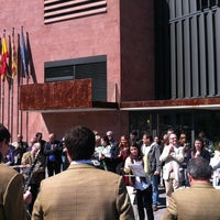 Photo taken at Ajuntament de Gelida by Daniel G. on 4/8/2012