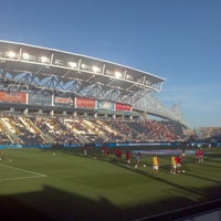 Photo taken at Talen Energy Stadium by Michael P. on 6/16/2012