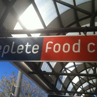 Photo taken at Replete Food Company by Hans S. on 4/9/2012
