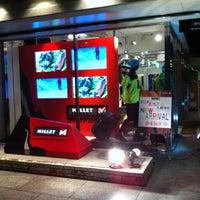 Photo taken at MILLET STORE 大阪 by Hiro K. on 3/22/2012