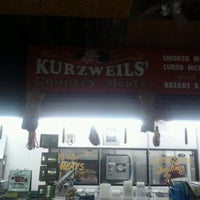 Photo taken at Kurzwells Country Meats by Nicole S. on 2/23/2012