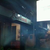 Photo taken at Atolinni Pizzaria by Jose Lucas M. on 4/2/2012