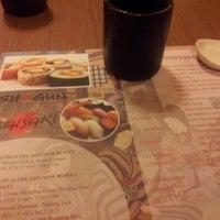 Photo taken at Shogun Japanese Buffet Restaurant by Rozy N. on 9/12/2012
