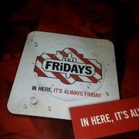 Photo taken at TGI Fridays by Ben L. on 2/27/2012