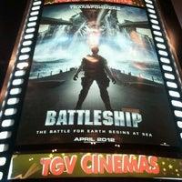 Photo taken at TGV Cinemas by Nurfazilah A. on 4/18/2012
