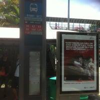 Photo taken at Bus Stop 81089 (Aljunied MRT Station) by Grag F. on 4/18/2012