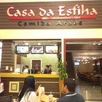Photo taken at Casa da Esfiha by Jessica R. on 8/3/2012