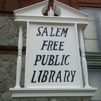 Photo taken at Salem Free Public Library by Elissa L. on 6/5/2012