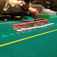 Foto tomada en Caesars Palace Poker Room por Arnie L. el 7/13/2012