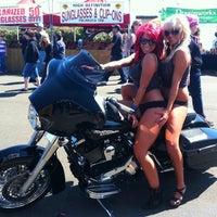 Photo taken at Northwest Harley-Davidson by Julio V. on 8/14/2012