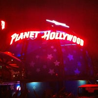 Photo taken at Planet Hollywood by Dave K. on 7/24/2012