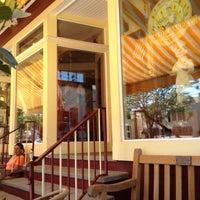 Photo taken at Beach Bakery Cafe by Avi G. on 7/8/2012