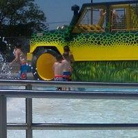 Photo taken at Drake Springs Pool by Lindsey W. on 6/24/2012