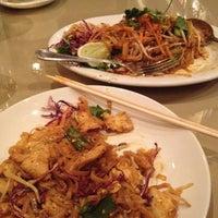 Photo taken at Amarin Thai Restaurant by Jeremy B. on 3/14/2012
