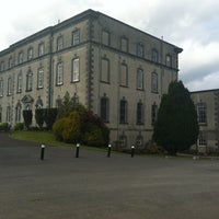 Photo taken at Dundrum House Hotel by Pat C. on 5/5/2012
