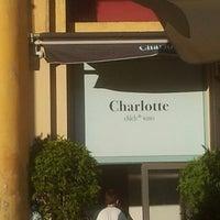 Photo taken at Charlotte. Chleb i Wino by Rafał M. on 7/15/2012