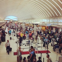 Photo taken at San Antonio International Airport (SAT) by Catalina V. on 8/1/2012