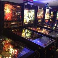 Photo taken at Pinballz Arcade by Laudie on 7/30/2012