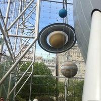 4/28/2012 tarihinde Lily B.ziyaretçi tarafından Hayden Planetarium'de çekilen fotoğraf
