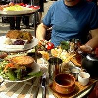 Photo taken at Samovar Tea Lounge by Jose C. on 8/26/2012