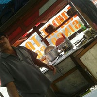 Photo taken at Gorengan 350 by Samuel S. on 4/20/2012
