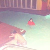 Photo taken at Pool by Michael Anne W. on 3/11/2012