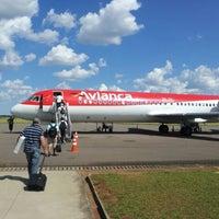 Foto tirada no(a) Aeroporto Regional de Passo Fundo / Lauro Kortz (PFB) por Wesley F. em 3/11/2012