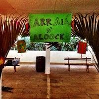 Photo taken at Arraia D' Alocka by Karol R. on 7/7/2012