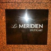 Das Foto wurde bei Le Méridien Stuttgart von Mitya R. am 4/30/2014 aufgenommen