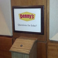 Photo taken at Denny's Corporation by Marcia (@marciamarcia) C. on 8/1/2014