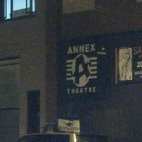 Photo taken at Annex Theatre by Marcia (@marciamarcia) C. on 9/21/2013