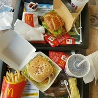 Photo taken at McDonald's by Alexandra M. on 9/15/2016