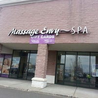 Photo taken at Massage Envy - Bayonne by Kenneth R. on 3/2/2013