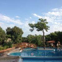 Foto scattata a Akka Antedon Hotel da Shelest N. il 10/7/2012