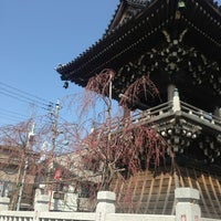 Photo taken at Shibamata Taishakuten (Daikyo-ji Temple) by Hideki K. on 3/22/2013