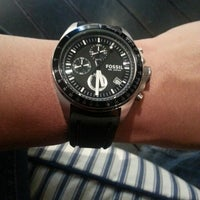 Photo taken at Fossil Store by Ray F. on 6/29/2013