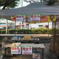 8/2/2018にかずくんが池田駅前てるてる広場 (池田駅前広場)で撮った写真