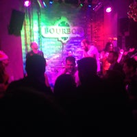 Photo taken at Bourbon Bar by Rania A. on 12/26/2015