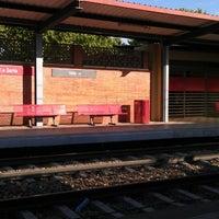 Photo taken at Cercanías La Serna by M A. on 8/12/2013